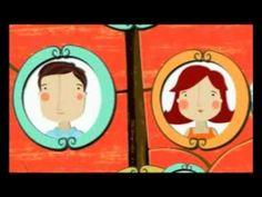 3- Los quiero mucho - Chile crece contigo - Canción para estimular el le...
