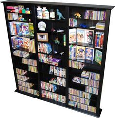possible solution for DVD storage - the shelves are DVD width (from the Ikea Besta line) | Home Theater / Music Room / Game Room Inspirations | Pinterest ...  sc 1 st  Pinterest & possible solution for DVD storage - the shelves are DVD width (from ...
