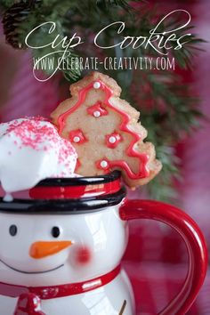 *Cup Cookies