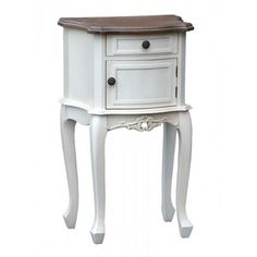 Coco Tall Bedside Cabinet