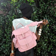 Cute PU Backpack