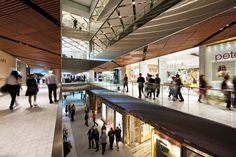 Pitt Street Mall - Westfield Design & Construction