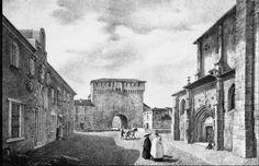 Spain, Painting, 16th Century, Pilgrim, Camino De Santiago, Antique Photos, San Juan, Cities, Sevilla Spain