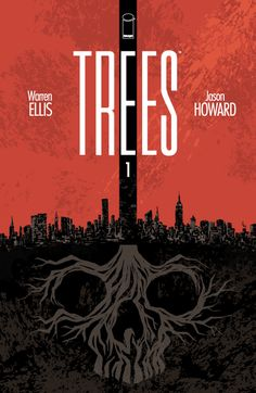 Ten years after they landed. All over the world. And they did nothing, standing on the surface of the Earth like trees...Trees #1