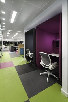 Offices of flight booking company Skyscanner located in Sofia, Bulgaria.
