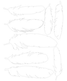 imprimer des plumes en papier                                                                                                                                                                                 Plus
