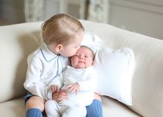 GALLERY: Princess Charlotte's first year in pictures - Photo 2