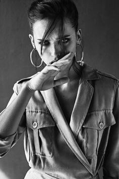 Carolina Sánchez for Vogue España by estévez+belloso