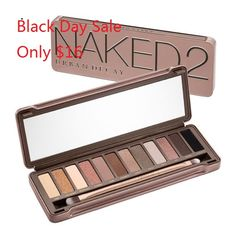 Urban Decay Black Day Sale .Only $16 for Naked 2 .Save it Now!!