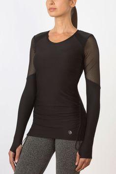 Continuity 2.0 Long Sleeve | Women's Run | MPG Sport