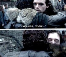 Inspiring image boys, brothers, game of thrones, goodbye, got, jon snow, kit harrington, richard madden, robb stark, sad, touching, starks, winterfell #1247582 by awesomeguy - Resolution 893x1024px - Find the image to your taste