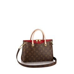 Discover Louis Vuitton Pallas BB via Louis Vuitton