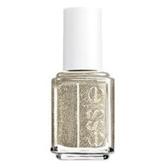Add some sparkle to your look this Spring with our new & exclusive Essie nail polish – 'Beyond Cozy'. For only £8 this decadent silvery gold glitter could be yours! Long lasting & chip resistant this nail polish really is one of the best & it looks so glamorous!
