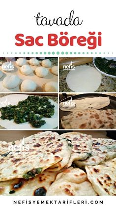 New : How to make Hair Pie Recipe? 775 people& book in the pastry . Gozleme, Pie Recipes, Cooking Recipes, Turkish Recipes, How To Make Hair, No Cook Meals, Food Inspiration, Brunch, Good Food