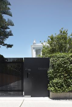 Love This Entrance Design Front Yard Privacy Fence