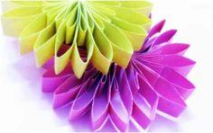 PAPIER, FILC - dekory lub ozdoby choinkowe różne kolory i rozmiary