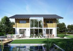 Architektenhaus Apos: ein Familienhaus der Extraklasse mit Wintergarten und über 200 Quadratmetern.