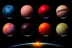 Have your planet and eat it too! Planetary #chocolates by Rihga | White Rabbit Express