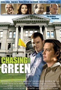 Chasing the Green 2009 Poster Jeremy London, Green Movie, Robert Picardo, Golf Pro Shop, Ryan Hurst, Two Brothers, Top Movies, Film Posters, Tv Videos