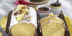 Recipe for Almond-lemon Cake