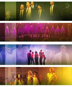 Those men of Glee <3
