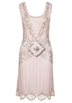 Frock and Frill ATHENA Cocktail dress  Party dress light pink £145.00 AT vintagedancer.com