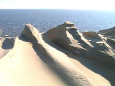 Curonian Spit shifting sand dune, Lithuania, just 60 miles north of Kaliningrad, Russia. Use Nida as a base.