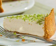 Receita de Torta de limão prática - Show de Receitas