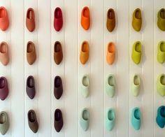 Binnenkant : Hollands kleurenpalet...