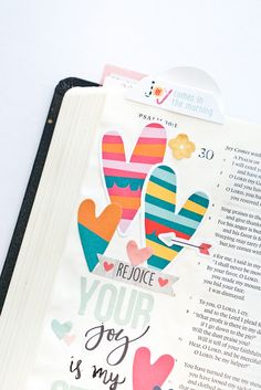 Citrus Twist Kits: Bible Journaling March 2017 with Jessy Christopher