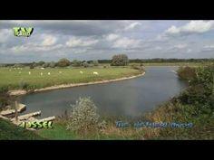 Ruimte voor de Rivier: #Veessen - #Hoogwatergeul [TimeLapse] - YouTube