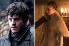 Did Ramsay Bolton Just Confirm a Terrible Sansa Theory on 'Game of Thrones'? Sansa Stark, Jon Snow, Game, Theory, Fandoms, Entertainment, Jhon Snow, Venison, John Snow