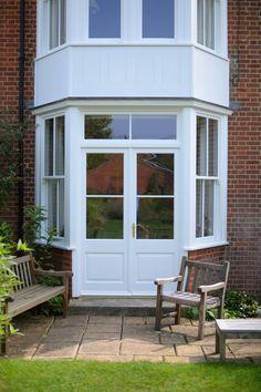 New Timber Double Glazed Patio Doors