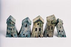 Stilling: Keramiek van Marian Daems