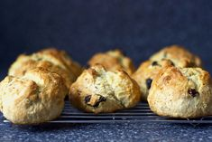 irish soda bread scones – smitten kitchen