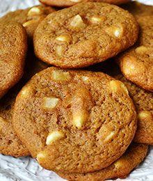 Gluten-Free Pumpkin Cookies