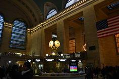 Grand Central Terminal, NYC (Гранд Централ - центральный вокзал Нью-Йорка)