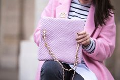 Chanel Pink Bag by Stella Asteria Fashion & Lifestyle Blogger