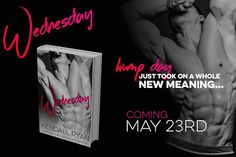 #CoverReveal - Wednesday by Kendall Ryan