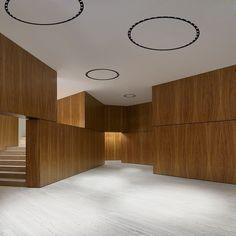 #Circleoflight #flosarchitectural #architecturallighting #Lightninginspiration