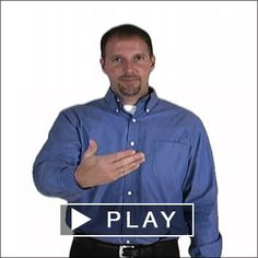 Type in any word and see a video of how to express it in American Sign Language. Going to use for Lexi& sign language Sign Language Basics, Sign Language Phrases, Sign Language Interpreter, Learn Sign Language, Speech And Language, Language Lessons, Second Language, Learn Asl Online, Sign Language For Toddlers