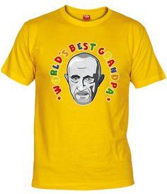 Worlds best grandpa,Mike Ehrmantrau, Breaking Bad - Breaking Bad - Fanisetas.Com