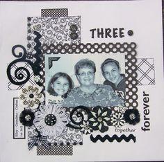 We Three - Scrapbook.com