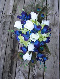 13 Best Silk Wedding Bouquets Images Silk Wedding Bouquets