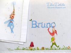 Para la cuna de Bruno Bullet Journal, Crib