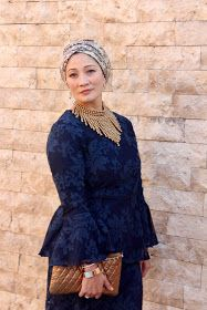 RuBe's Closet : French lace Modest Fashion