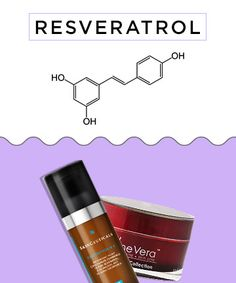 Skin care ingredients you should know about - Resveratrol