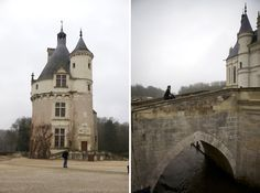 Loire Valley. Dreary and damp, but elegant