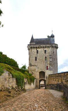 Chateau foreresse de Chinon