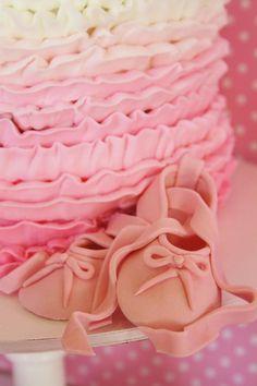 Pink angelina ballerina girl ballet dance tutu baby shower p Baby Shower Cake Decorations, Baby Shower Desserts, Baby Shower Cakes, Baby Shower Themes, Shower Ideas, Ballerina Birthday Parties, Ballerina Party, Angelina Ballerina, 3rd Birthday